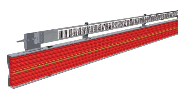 Pro-Ductor with barcodestrip