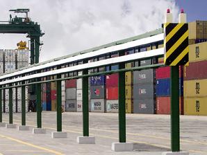 SICL25 voor RGB bediening bij containeropslag