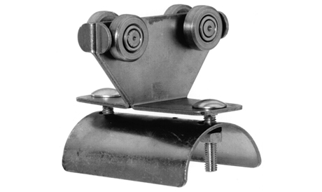 Railwagen staal KVS150